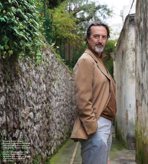 Capri Review Intervista a Giovanni Gastel