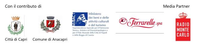 Fastival di Fotografia di Capri, VII edizione - Fondazione Capri