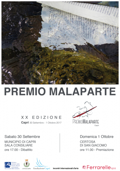 Premio Malaparte 2017
